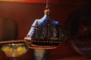 Hans blå båt