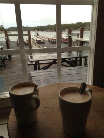 Kaffe Sandhamn