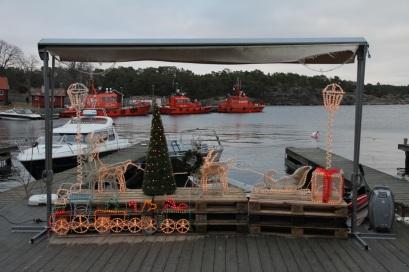 Kitsch i Sandhamn